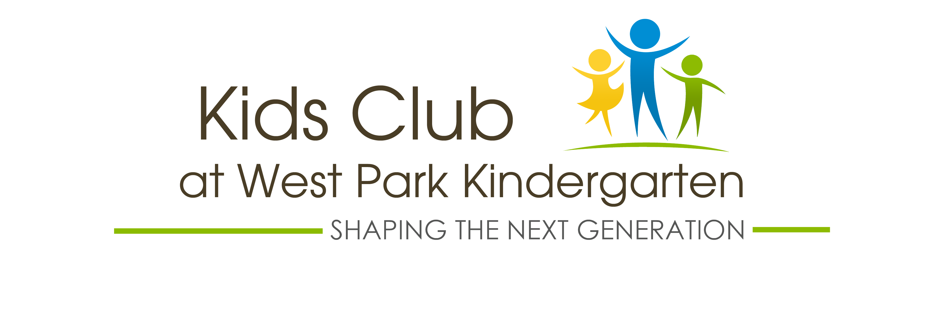 West Park Kindergarten Kids Club Logo